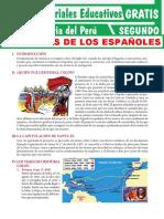 Los-Viajes-de-los-Españoles-para-Segundo-Grado-de-Secundaria