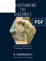 Understanding the Diaconate Historical, Theological, And Sociological Foundati by W. Shawn McKnight, David W. Fagerberg (Foreword) (Z-lib.org)