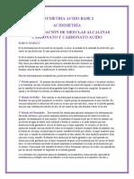 Voumetria acido base 2