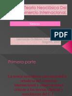 La TTeoría Neoclasica del Comercio Internacional.Primera parte..ppt