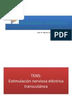 Electroanalgesia