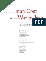 Human Cost of War