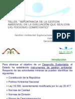 2_Gestin ambiental de las exploraciones - Juanita Galaz