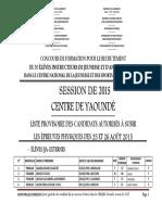 KAMERPOWER_Liste_des_candidats_IJA_du_centre_de_Yaounde_2015