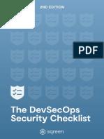 devsecops-security-checklist