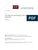 The Objectives and Principles of the TRIPS Agreement.pdf