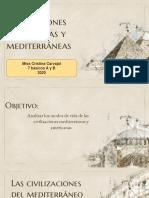 03. Civilizaciones Americanas y Mediterraneas