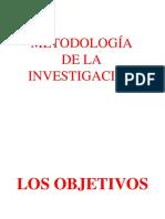 CLASE  OBJETIVOS VIABILIDAD JUSTIFICACION Y MARCO TEORICO