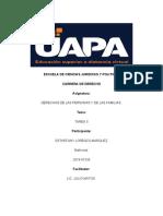 Tarea No. 5, Derecho de Las Personas y La Familia.docx