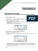 Práctica 11 Introducción de Cargas