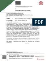 Nuevo Formato de Informe Mensual Oficio Multiple 00049 2020 Minedu MASTERCIBER CLASES