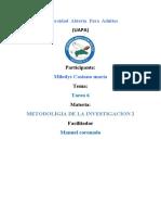 METODOLOGIA 2 tarea 6
