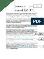 TRANTORNO  DE LA PERSZONALIDAD LIMITE
