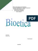 El consentimiento informado (Bioetica)