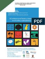II CONFERENCIA DE TEORÍAS Y LITERATURAS EN EL CARIBE Y LATINOAMÉRICA (1).pdf