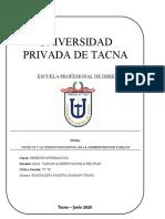 ENSAYO COVID 19 Y LA DISRUPCION DIGITAL