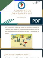 2. DIAGNÓSTICO DE LÍNEA BASE EN SST