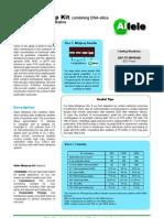 Allele Biotech Miniprep Kit