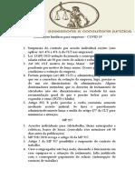 Orientações Jurídicas para empresas