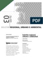 Boletim IPEA (UC & to Dez-09