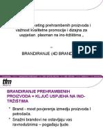 t.f. Marketing Prehrambenih Proizvoda