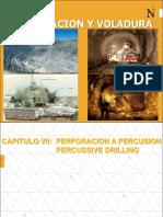 Clase 07; Perforacion a Percusion ; Percussive Drilling (-01x01-)