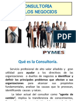 1. Consultoria en los negocios
