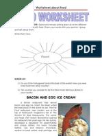 Food Brainstorm Word 97