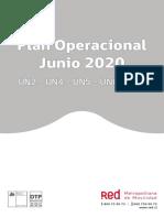 Modificaciones Red Junio 2020