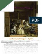Proyecto Las Meninas y Velázquez B1 y B2