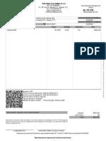 Factura de venta - FE1108
