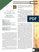 D&D 3.5 - Pra que a Escuridão não Retorne.pdf