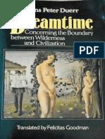 Hans Peter Duerr - Dreamtime (1985, Blackwell Publishers) - libgen.lc.pdf