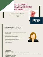 CASO CLINICO GINECO 2