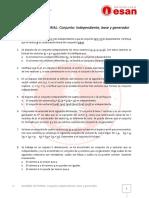 Ejercicios propuestos (II Parte)