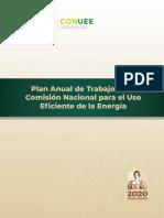 Plan Anual de Trabajo 2020 Comision Nacional para el Uso Eficiente de la Energía.pdf