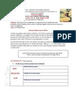 GUIA DE RELIGION 301 SEMANA DEL 20 AL 30 DE ABRIL