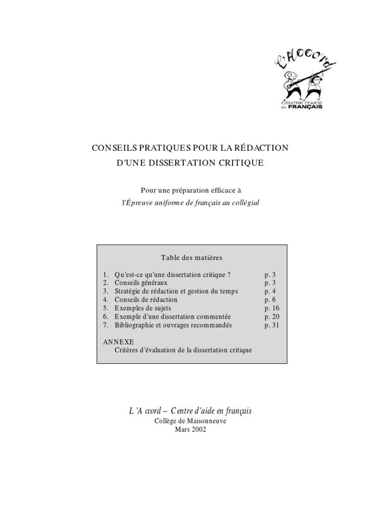 Dissertation explicative sur maria chapdelaine
