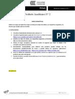 Producto Académico N2 Biología