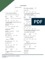 polinomios 2°