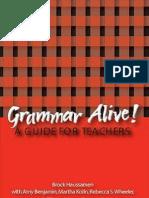 Grammar Alive eBook
