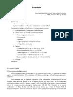 Escatología - Sainz Ripa, Rafael