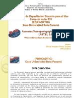Ciclo de Diseño. Fase Investigacion. FATLA. Elicia Ponce. MCP012011