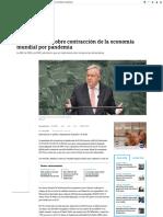 Cuáles son las consecuencias de la pandemia sobre la economía mundial según la ONU - Más Regiones - Internacional - ELTIEMPO.COM.pdf