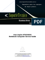 184 Service Manual -Aspire 4732z 4332
