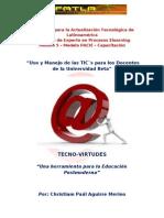 USO Y MANEJO DE LAS TIC`S PARA LOS DOCENTES DE LA UNIVERSIDAD BETA