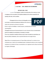 FICHA DE  TRABAJO N°06  DE ARTE - 2GRADO