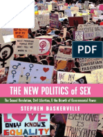 Baskerville, Stephen - The New Politics of Sex