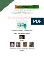 Programa de Capacitación Docente Grupo F- Virgilia Salas de O