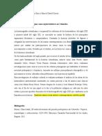 Reivindicación del indígena como sujeto histórico en Colombia (1)
